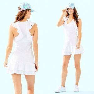 LILLY PULITZER Luxletic Rally UPF 50 Tennis Dress